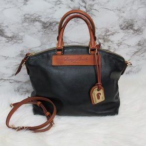 Dooney and Bourke Florentine Vachetta Leather Bag